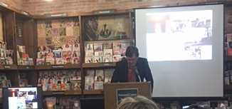 David Allard Speaking at Tattered Cover