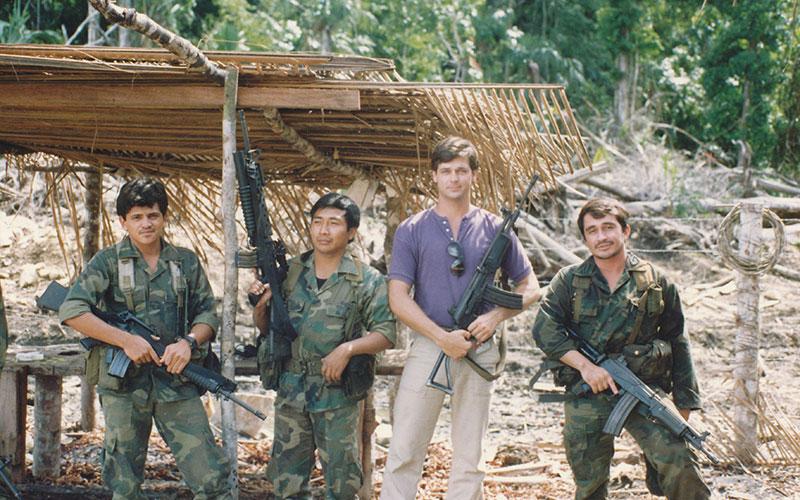 Guatemalan-army