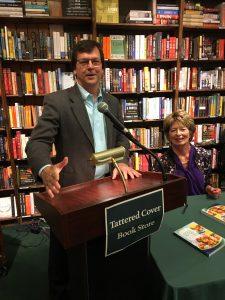 Tattered Cover Speaker Author David Allard