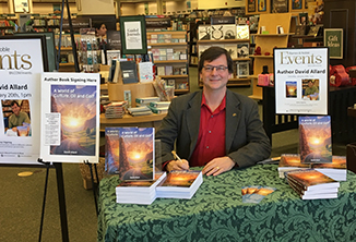 David Allard Barnes & Noble Book Signing